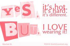 I Love Hijab