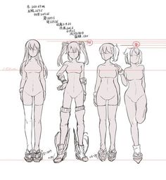 Drawing Body Poses, Body Reference Drawing, Female Drawing, Drawing Reference Poses, Drawing Base, Drawing Tips, Anatomy Drawing, Anatomy Art, Manga Drawing Tutorials