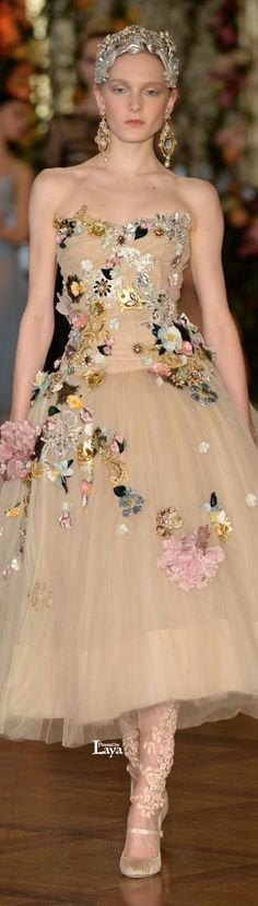 Dolce & Gabbana Spring-Summer 2015 COUTURE V-♥