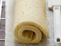 Biscuit roulé japonais façon Sébastien Bouillet