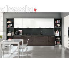 ▷ Современные модели Cucine LUBE Italy - Модель Alessia