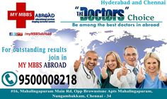 Please ‪#‎Contact‬/ Whats app :+91-95000 08218 www.mymbbsabroad.com #‎MBBS‬ @ ‪#‎Philippines‬ ‪#‎Caribbean‬ ‪#‎US‬ ‪#‎UK‬ ‪#‎Ukraine‬ ‪#‎China‬ ‪#‎Malaysia‬ For More ‪#‎Queries‬  ‪#‎myMBBSabroad‬ ‪#‎MbbsOverseas‬ ‪#‎Education‬ #Caribbean #Philippines #Malaysia #UK ‪#‎USA‬ #Ukraine ‪#‎Doctor‬
