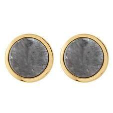 Clic Earrings - Grey