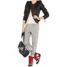 . Ankle Sneakers, Sweatpants, Fashion, Moda, La Mode, Sweat Pants, Fasion, Fashion Models, Trendy Fashion