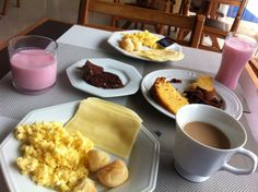 Breakfast Bertioga Hospedagem e Turismo Info: embu4you@gmail.com www.embu4you.com