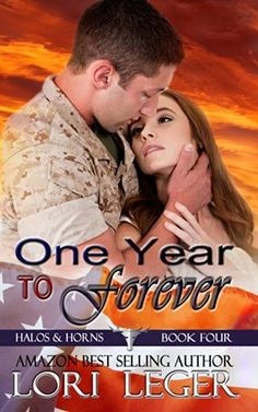 5 Stars ~ Contemporary - Military ~ Read the review at http://indtale.com/reviews/contemporary/one-year-forever-halos-horns-book-4