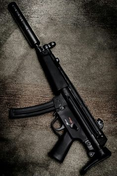 HK MP5 manufactured under license by Walther in .22 Rimfire