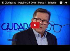 Lilian Tintori entrevistada por El Ciudadano antes de la marcha Ayer en la noche Leopoldo Castillo El Ciudadano presentó en su acostumbrada editorial un pequeño resumen de la situación tensa que se vive en el... http://www.facebook.com/pages/p/584631925064466