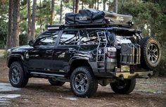 Toyota 4 Runner, plus. Toyota 4runner Trd, Toyota 4x4, Toyota Trucks, Toyota Tacoma, Ford Trucks, Off Road Camping, Truck Camping, Jeep Truck, Offroad