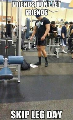 men's fitness motivation man I hate fucking legs because for 3 days I avoid the stairs but you got to do it