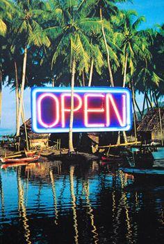 OPEN, John Turck Collage