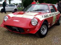 Up next on the show is the gorgeous C&CCM Cox GTM. Such an awesome looking Mini variant. Low, sleek and ready to race! Kit Cars, Classic Mini, Weird, Racing, Posts, Facebook, Awesome, Autos, Cutaway