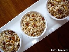 Risotto, Cereal, Oatmeal, Grains, Rice, Breakfast, Dado, Vegetarian Recipes, Dishes