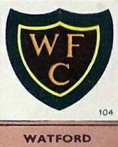 Watford crest.