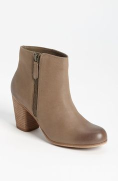 BP. 'Trolley' Leather Ankle Bootie available at #Nordstrom