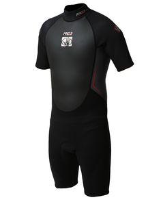 Body Glove Pro 3 Back zip 2/1 Men's Springsuit : Discount Surf Company