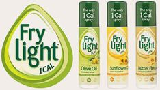 Fry Light Spray & more essentials