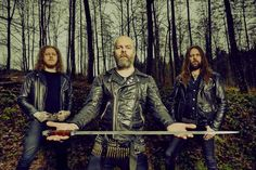 Swedish 3 piece metal band Grand Magus will be playing at Wacken Open Air festival in 2017 Air Festival, Metal Bands, Germany, Alternative Music, Festivals, 3 Piece, Death, Happy, Wacken Open Air