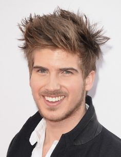 "Joseph Michael ""Joey"" Graceffa (born May 16, 1991 is an American actor and YouTube personality. - See more: http://en.wikipedia.org/wiki/Joey_Graceffa"