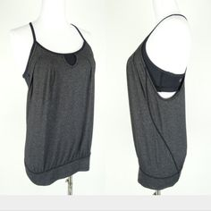 Lululemon Let Loose Tank Worn once excellent condition. Size 8. tag has been removed but shows size 8 inside bra lululemon athletica Tops Tank Tops