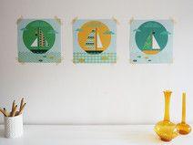 Poster fürs Kinderzimmer; z.B. als Geschenk