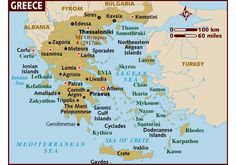 Travel To Greece - Top 10 Best Places | Travel to the World's Best Places