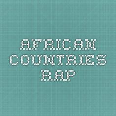 African Countries Rap