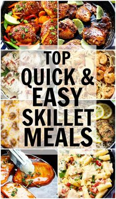 ... about Meals for Chris on Pinterest | Skillet meals, Freezers and Meals