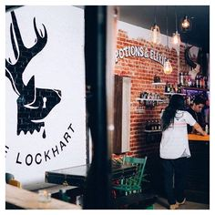 The Lockhart. A Harry Potter themed bar in Toronto. A new destination must!