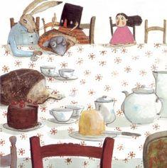 Alice au Pays des Merveilles - Anne Herbauts