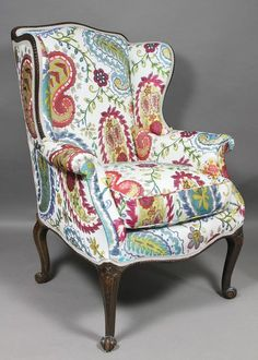 chartreuse green finnegan wingback chair my bohemian home pinterest wingback chairs mid century style and armchairs