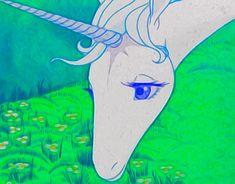 The Last Unicorn, Fantasy Story, Pony, Disney Characters, Fictional Characters, Animation, Disney Princess, Unicorns, Random Stuff