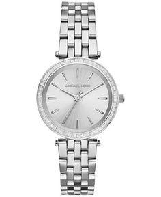 Michael Kors Women's Mini Darci Stainless Steel Bracelet Watch 33mm MK3364 - Watches - Jewelry & Watches - Macy's