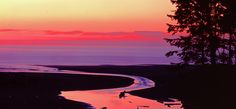 Kalaloch sunset -Explore the Peninsula | Gallery | Port Angeles Bed and Breakfast, Sequim, Olympic National Park Hotels, Inn, Lodging - Colettes
