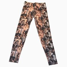 Channing Leggings - Shop Now on NYLONshop: http://shop.nylonmag.com/collections/whats-new/products/channing-leggings