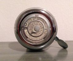 Detroit Water Bicycle Bell by BringaLingBells on Etsy