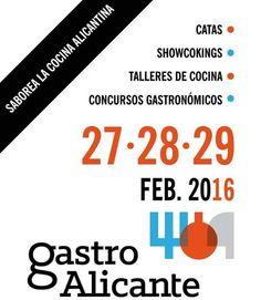 GastroAlicante 2016