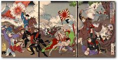 This Day in History: Aug 1, 1894: First Sino–Japanese War Starts