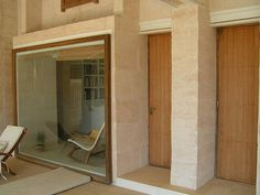 Can Lis House, Mallorca by Jørn Utzon, built 1971