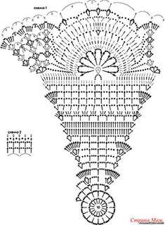 View album on Yandex. Free Crochet Doily Patterns, Crochet Circles, Crochet Diagram, Crochet Round, Crochet Chart, Mandala Pattern, Filet Crochet, Crochet Motif, Crochet Doilies