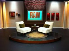 late night talk show set - Google Search | living room | Pinterest ...