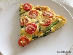 Five Quick and Easy Frittata Recipes from eMeals