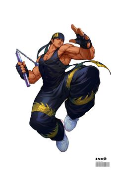 Game Character, Character Concept, Character Design, Character Ideas, Cyberpunk, Street Fighter Tekken, Street Fighter Characters, Super Street Fighter, Digital Illustration