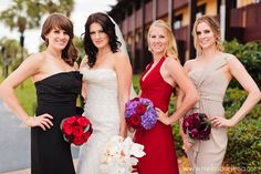 Image of our floral designs by Melissa Arlena Photography