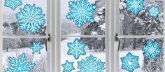 Снежинки из бумаги к Новому году — Сделай Сам