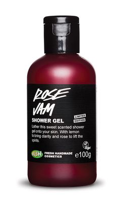 Rose Jam shower gel - Lush has the best smelling rose products, hands down. They have some how perfected floral scents in way that doesn't smell like fabric softner or a bathroom air freshener. I was so excited for the holiday release of this shower gel, because the other products in this scent range are absolutely lovely. Plus, the rich raspberry color of the gel is gorgeous!