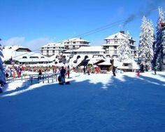 Ski resort, #Hotel Grand #Kopaonik, #Serbia