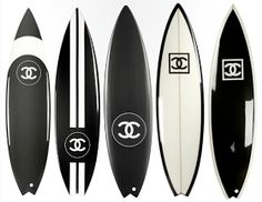 Chanel surfing