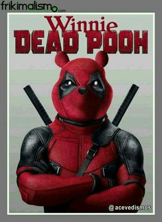 Winnie Dead Pooh.