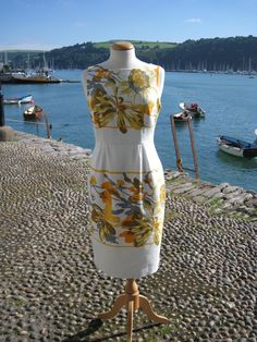 Beautiful Nougat Dress - perfect for a summer party #dress #summer #dartmouthuk